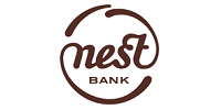 logo - nest bank